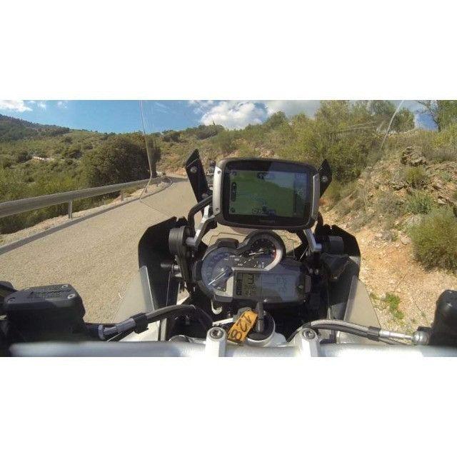 GPS para Moto TomTom Rider 400 Latam - Foto 3