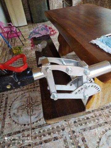 Regulador de altura 1500 kilos carretinha reboque - Foto 4