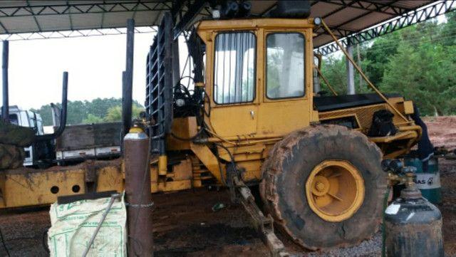 Máquina Grua Florestal Forword Valmet - Foto 2