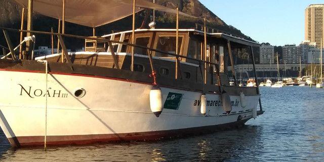 Barco Traineira 34 pés - Foto 14