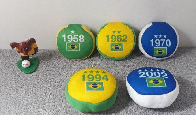Brindes Sucrilhos Copa Do Mundo 2006 06 Ítens Colecionador - Foto 4