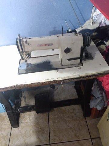 Máquina de costura reta indústria - Foto 2