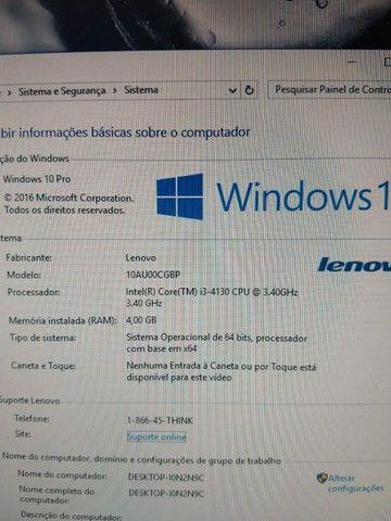 CPU I3 Lenovo - Foto 3