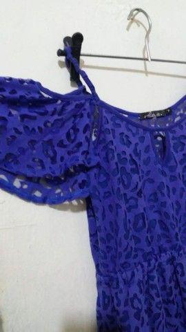 Lindo vestido tam P - Foto 2