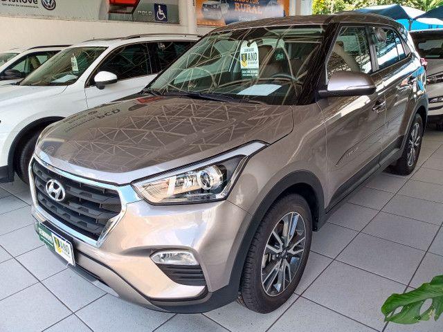 Hyundai creta prestig 2.0 AUT 2019