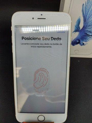 iPhone 6 plus 64gb dourado - Semi novo - Foto 4