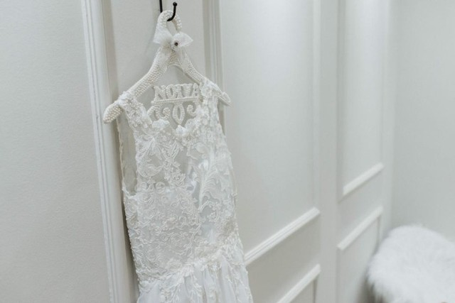 Vestido de noiva manequim 36 - Foto 3
