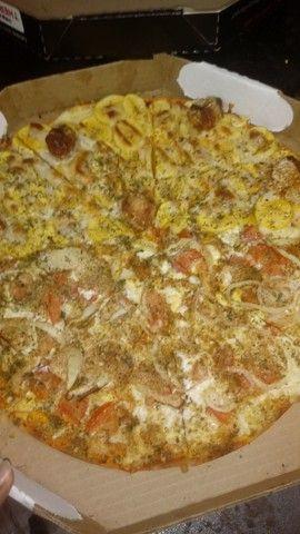 Pizzaiolo desponivel pra diaria