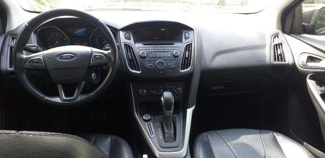 Ford Focus Fastback 2016 Automático 2021 pago - Foto 13