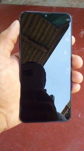 Celular A10s novo com carregado é a capinha  - Foto 3