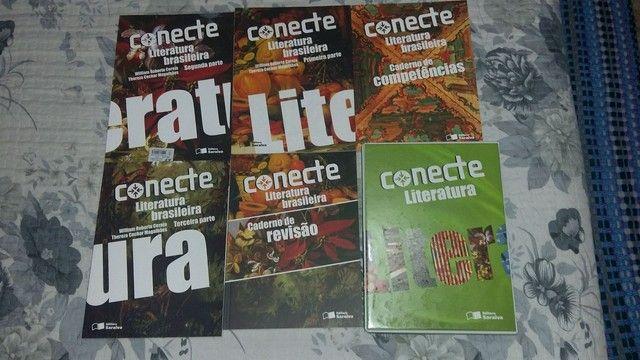 Livros escolares 7 8 9 ano - Foto 3
