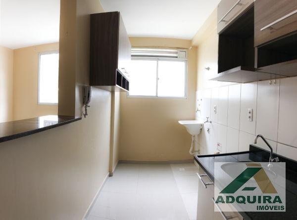 Apartamento com 2 quartos no Condomínio Residencial Spazio Pontal dos Pinheiros - Bairro - Foto 3