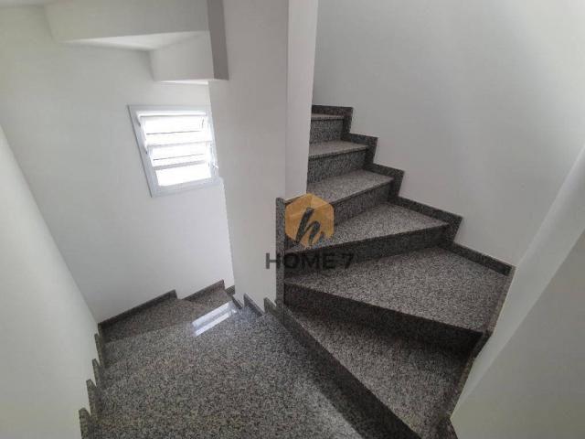 Sobrado à venda, 119 m² por R$ 470.000,00 - Sítio Cercado - Curitiba/PR - Foto 7
