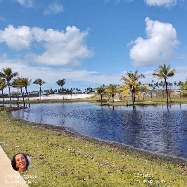 Lote/Terreno para venda com 476m² em Reserva Sauípe - Costa do Sauipe - Foto 7