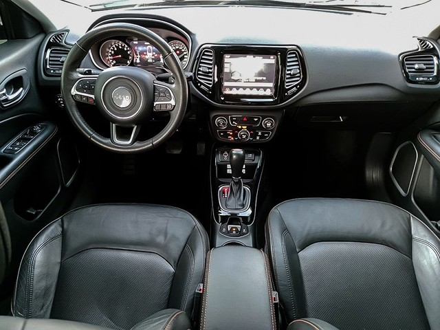JEEP COMPASS 2.0 16V LIMITED 2018 - Foto 10