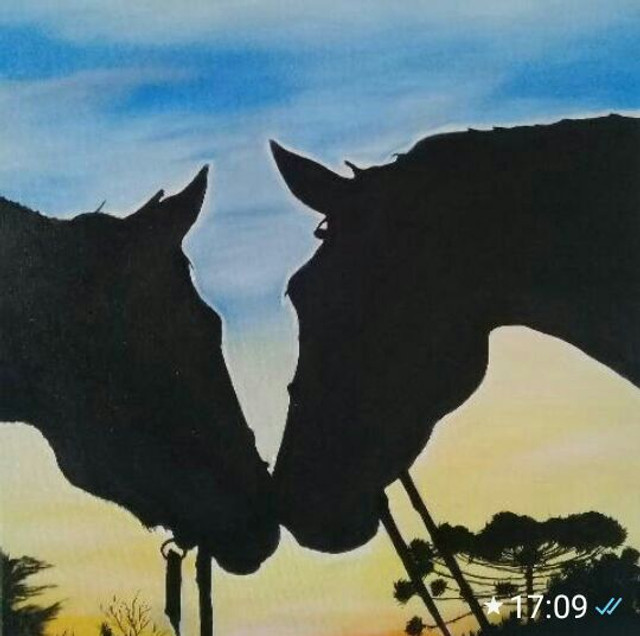 Pinturas em telas - Foto 4