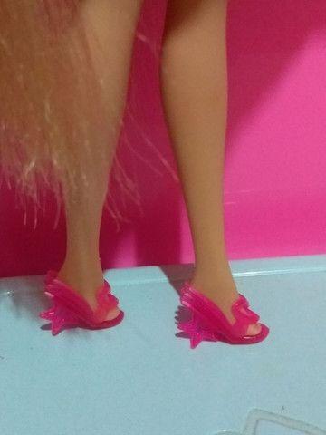 Pacotinho de Sapatinhos pra bonecas Barbie - Foto 4
