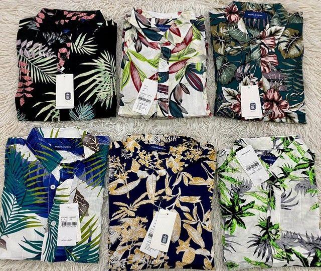 Camisa floral  - Foto 4