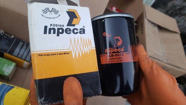 Filtro de óleo  SLB 0572  inpeca