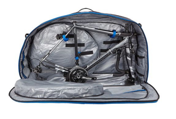 Mala Bike Thule Round Trip Traveler aro 26,speed e 29 100503 (Nova com NF) - Foto 3