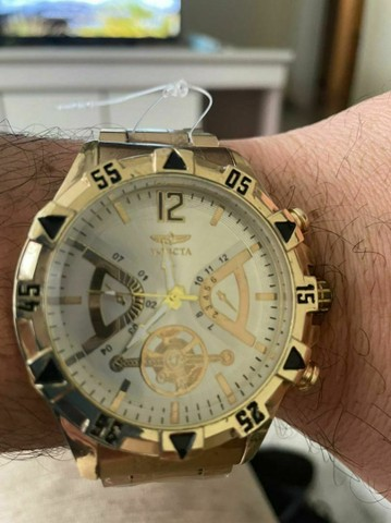 Relógio Estilo Invicta
