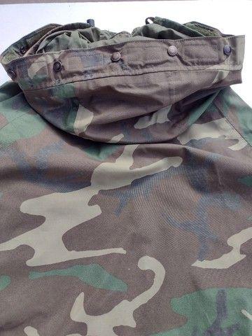 Jaqueta militar americana Goretex 100% impermeável! - Foto 6