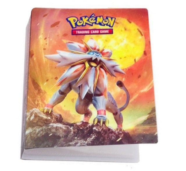 Álbum Pokémon + 100 Cartas Originais Em Português - Foto 2