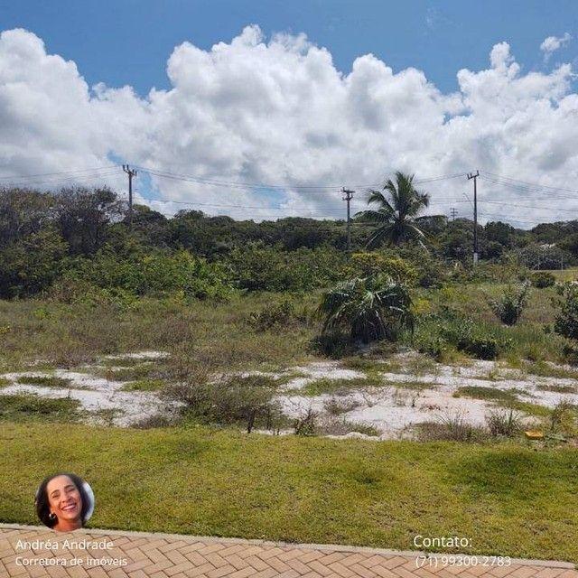 Lote/Terreno para venda com 476m² em Reserva Sauípe - Costa do Sauipe - Foto 11