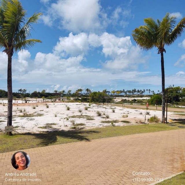 Lote/Terreno para venda com 476m² em Reserva Sauípe - Costa do Sauipe - Foto 15