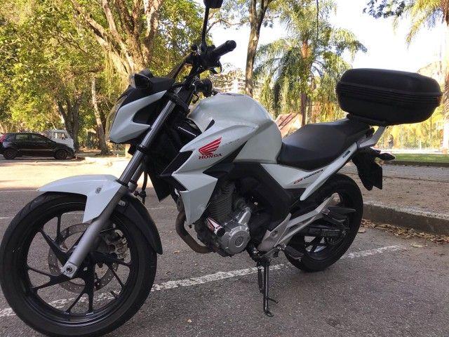 Honda CB Twister - INDISPONÍVEL no momento! - Foto 2