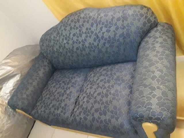 Sofá usado bom estado $250 - Foto 4
