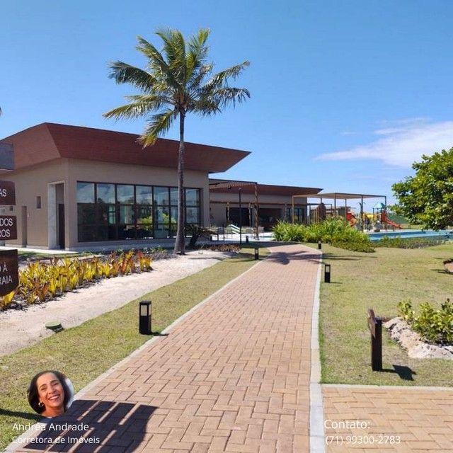 Lote/Terreno para venda com 476m² em Reserva Sauípe - Costa do Sauipe - Foto 2