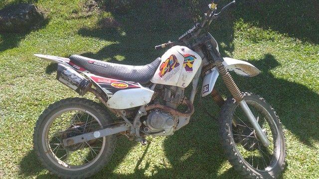 Moto xlr 125