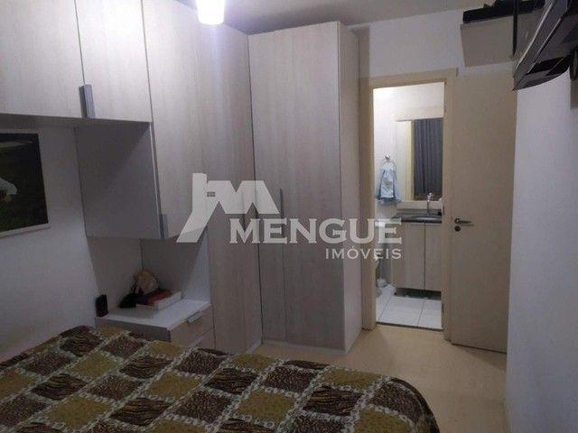 Apartamento à venda com 2 dormitórios em São sebastião, Porto alegre cod:11332 - Foto 14