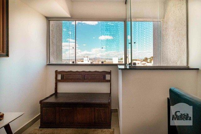 Apartamento à venda com 3 dormitórios em Indaiá, Belo horizonte cod:335407 - Foto 7
