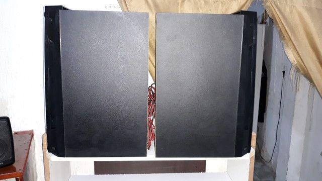 Só as Caixas De Som Panasonic   - Foto 2