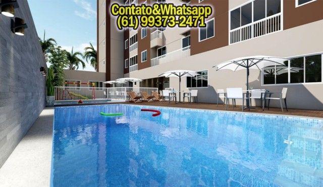 Apartamento para Comprar em Goiania, com 2 Quartos (1Suíte), Lazer Completo! Parcelamos! - Foto 5
