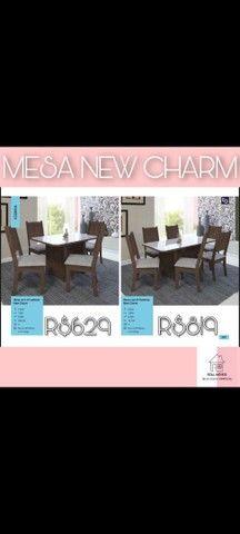 Mesa New charm