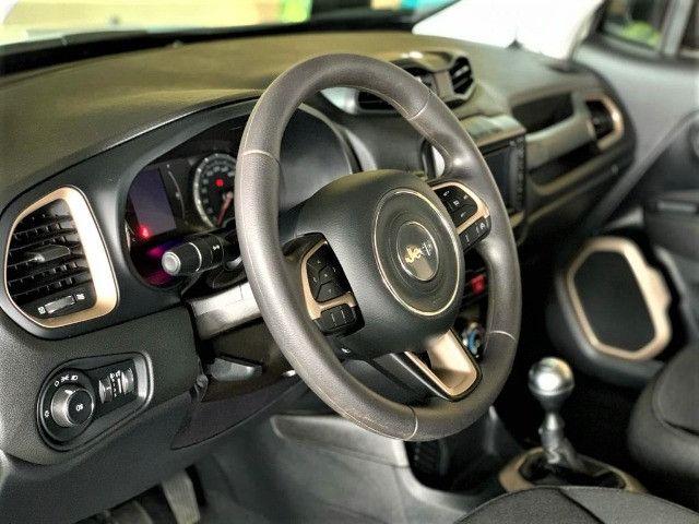 Jeep Renegade 1.8 MT Custom Perfeito estado - Mande Whatts - Foto 13