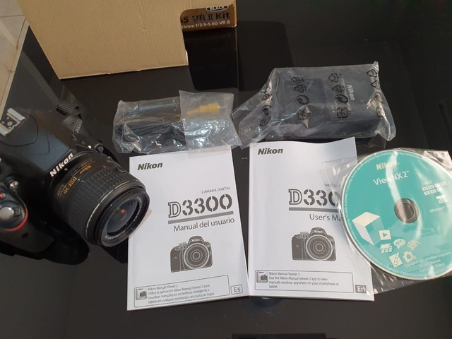 Nikon D 3300 - Foto 3