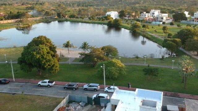 Casa 274m² em construção Condomínio Jardins do Lago Eusébio  - Foto 19