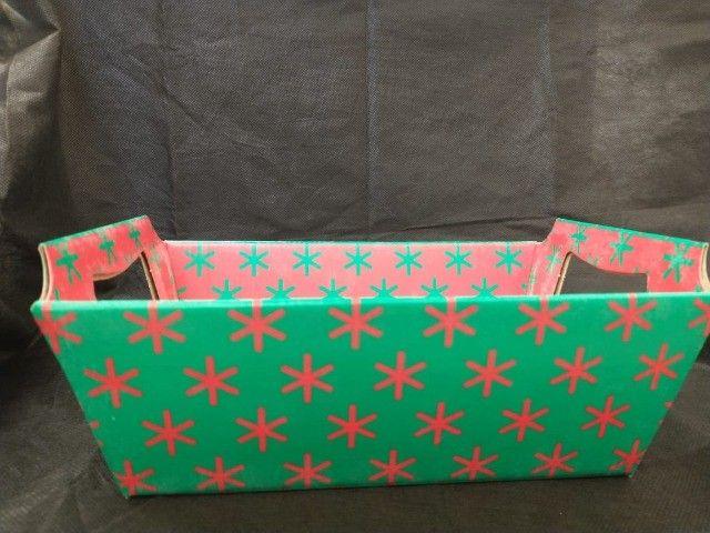 Lindas cestas de papel para o Dia das Mães  - Foto 2