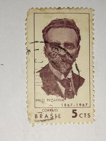 Coleção de selos antigos - Foto 5