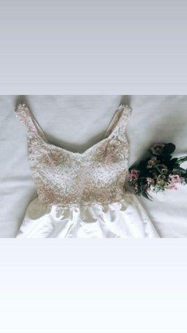 Vestido de festa, Madrinha, Debutante, Noiva.