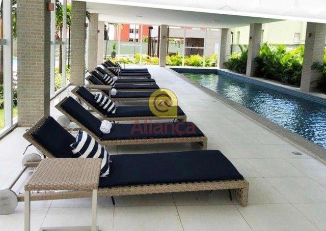 Apartamento para alugar com 4 dormitórios em Lagoa nova, Natal cod:LA-11495 - Foto 8