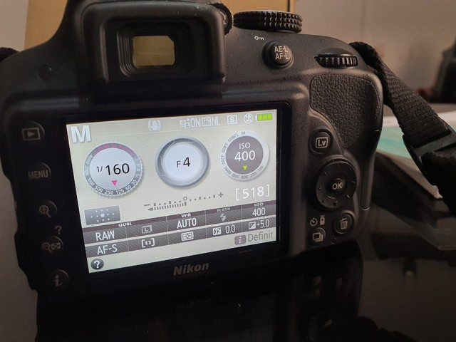 Nikon D 3300 - Foto 6