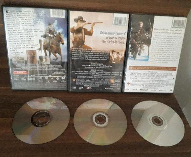 DVDs Rastros de Ódio, Peacemakes e Mais Forte que a Vingança - Foto 2
