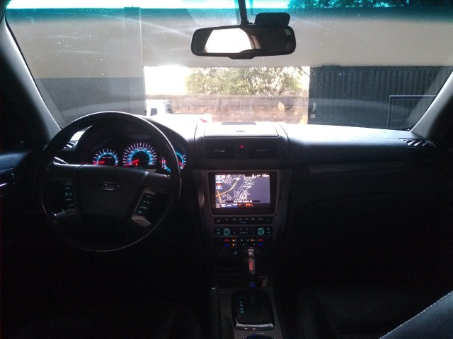 Ford Fusion V6 AWD 2011 leilão financeira. - Foto 14