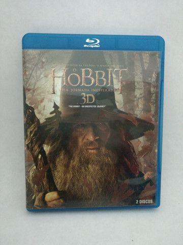 Blu-ray 3D + 2D (Dois discos)