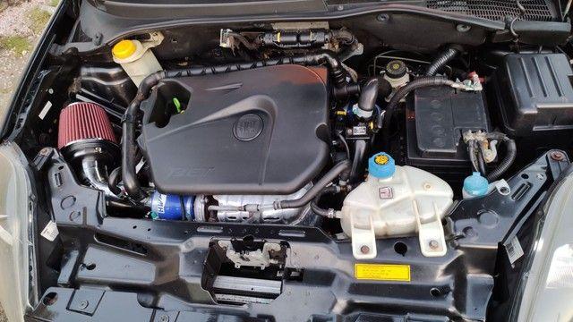 Punto TJet 1.4 turbo, IMPECÁVEL 2010, dúvido um TJet no estado que esse está !!! - Foto 3